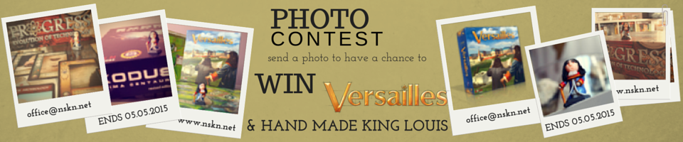 The Contest: King Louis XIV invites you to Versailles!