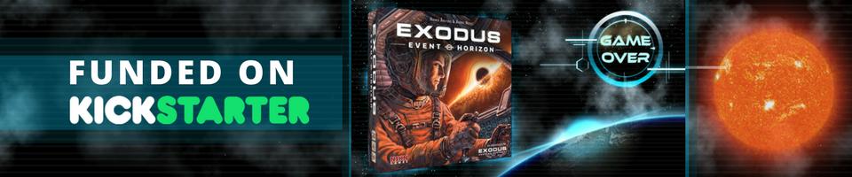 Exodus: Event Horizon – Funded on Kickstarter